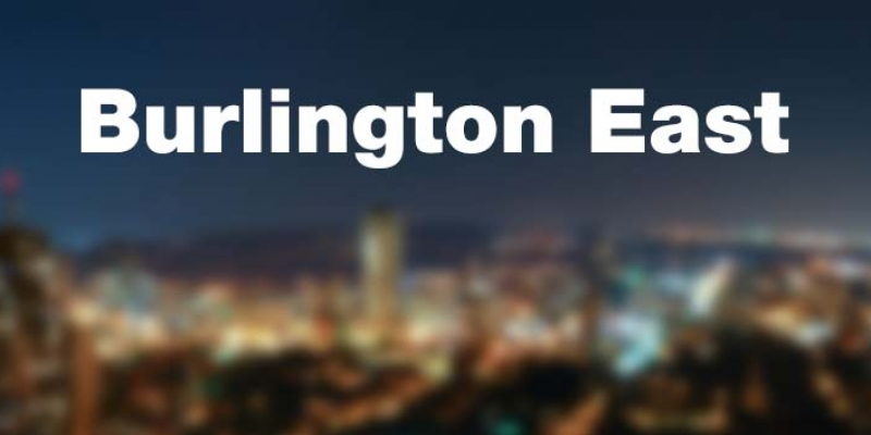 Burlington East Community Information