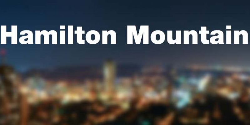 Hamilton Mountain Community Video