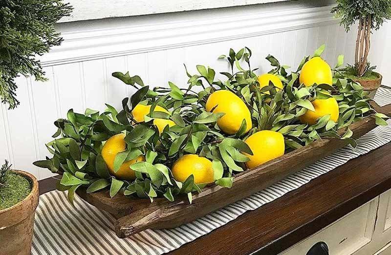citrus decocartion