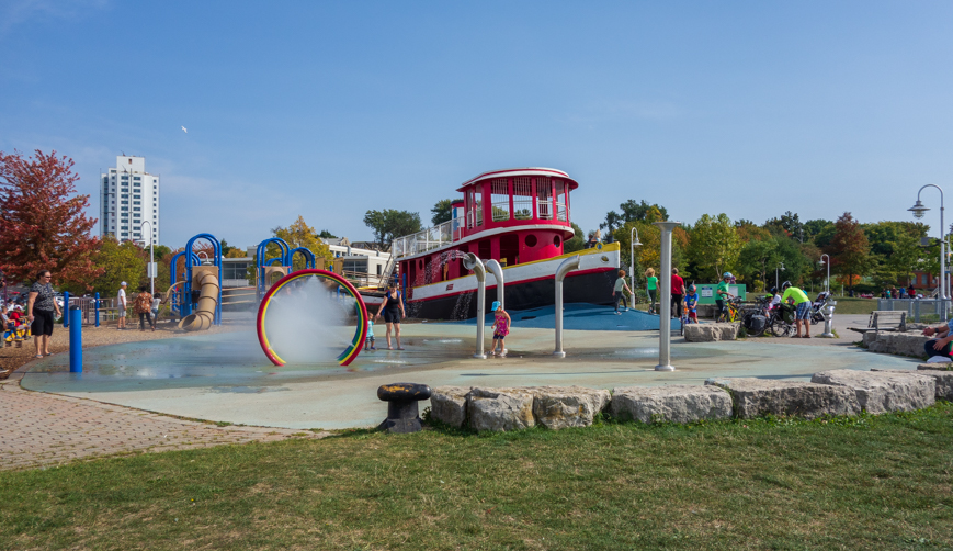 Pier 4 Park